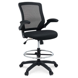 Veer Drafting Chair- Tall Office Chair For Adjustable Standing Desks