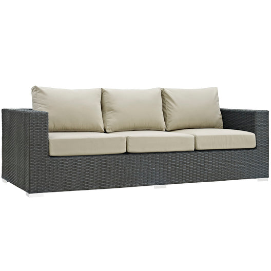 Sojourn Outdoor Patio Sunbrella Sofa