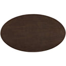 "Load image into Gallery viewer, Lippa 48"" Oval Walnut Dining Table"