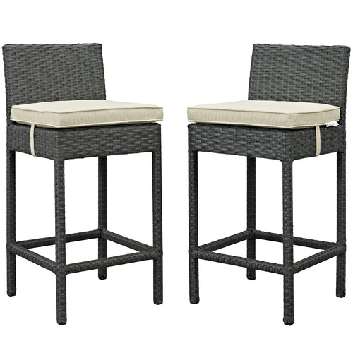 Sojourn Outdoor Patio Sunbrella Pub Set