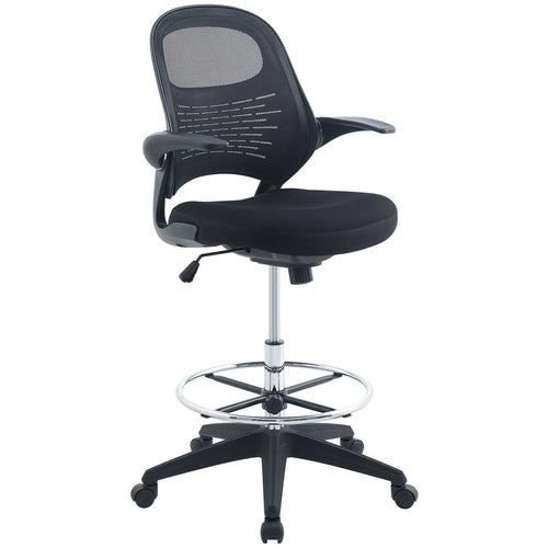 Office Furniture: Modern Drafting Chair for Professionals