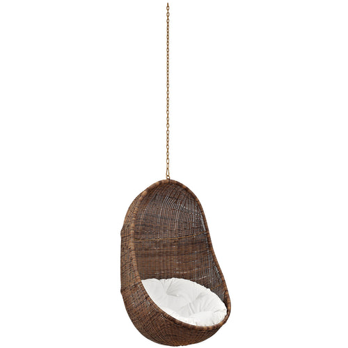 Hammock Swing Bean Outdoor Patio Swing Chair Without Stand - Outdoor hanging Chair With Hanging Chain