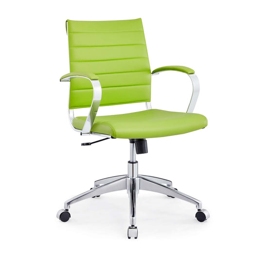 Buy Green Jive Mid Back Office Chair at BUILDMyplace