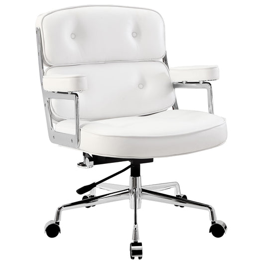 Buy Remix Deluxe Vinyl Executive Office Chair at BUILDMyplace