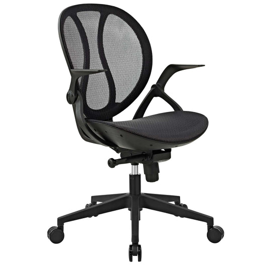 Conduct Mesh Office Chair with Three-Position sync Tilt and Lock