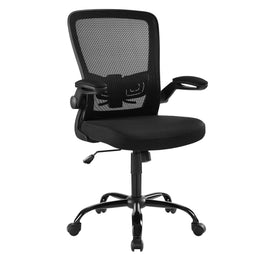 Mid Back Ergonomic Computer Office Chair - For  Desk Table