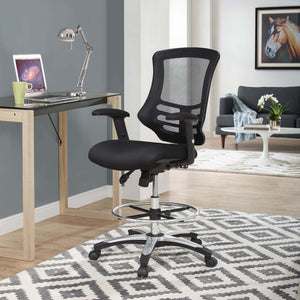 Mesh Drafting Chair for Extra Productive Workplaces | BUILDMyplace