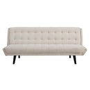 Load image into Gallery viewer, Glance Tufted Convertible Fabric Sofa Bed