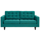 Load image into Gallery viewer, Modern Empress Sofa And Loveseat - Comfy Chairs 2 - Set - Sectional Living Room Set