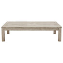 Load image into Gallery viewer, Wiscasset Outdoor Patio Acacia Wood Coffee Table