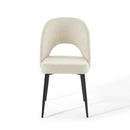 Load image into Gallery viewer, Rouse Upholstered Fabric Dining Side Chair