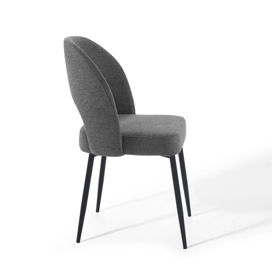 Rouse Upholstered Fabric Dining Side Chair