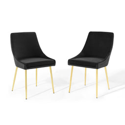 Viscount Performance Dining Chairs - Set of 2