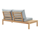Load image into Gallery viewer, Freeport Outdoor Patio Karri Wood Set