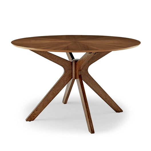 Crossroads Wood Dining Table