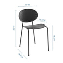 Load image into Gallery viewer, Palette Dining Side Chair Set of 2