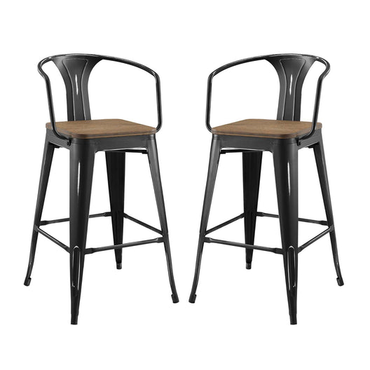 Promenade Bar Stool Set of 2