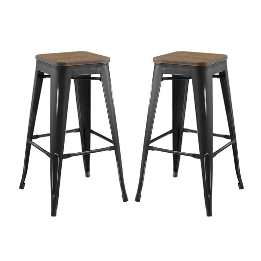 Promenade Bar Stool In Metal