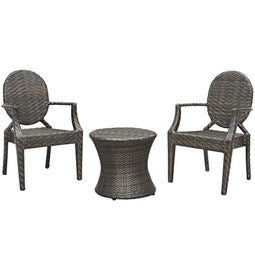 Casper 3 Piece Outdoor Patio Set