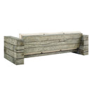 Load image into Gallery viewer, Manteo Rustic Coastal Outdoor Patio 4 Piece Set