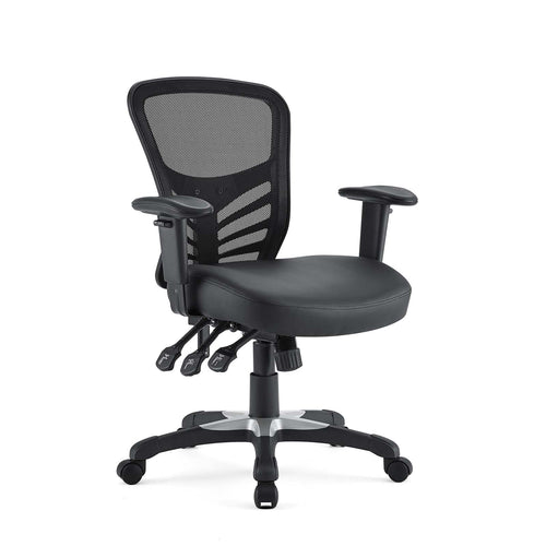 Stay Super-active with Articulate Vinyl Office Chair by BUILDMyplace