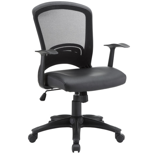 Make Your Work space comfortable with Pulse Vinyl Office Chair