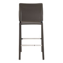 Load image into Gallery viewer, Contemporary Modern Stallo Counter Stool - Charcoal -  Accent Stool For Living Room