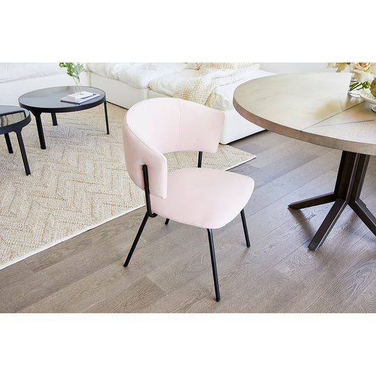 Modern Isabella Dining Side Chair - Modern Dining Room Chair Set - Dining Set