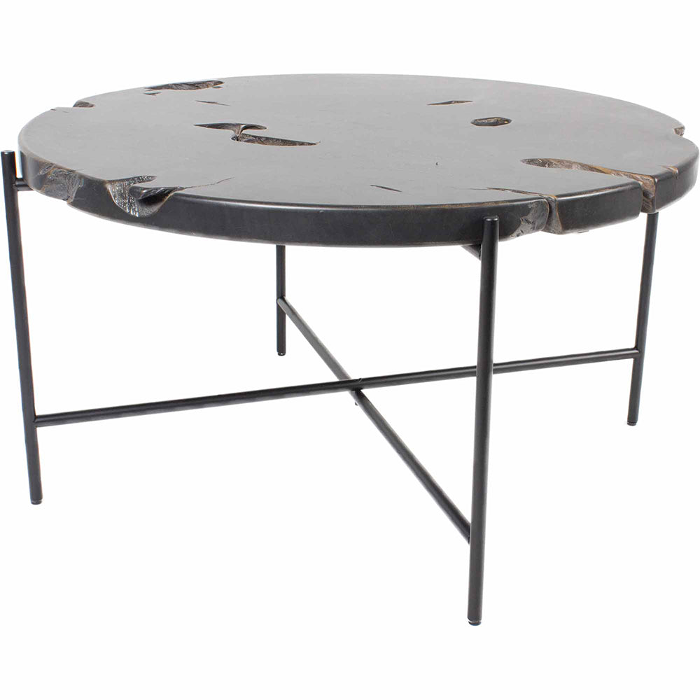 Contemporary Modern Petro Coffee Table - Small Cocktail Table - Pub Table