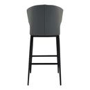 Load image into Gallery viewer, Contemporary Modern Delaney Counter Stools - Back Table & Dining Bar Chairs