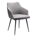 Load image into Gallery viewer, Beckett Dining Chair Grey | Dining Chairs | Moe's Home