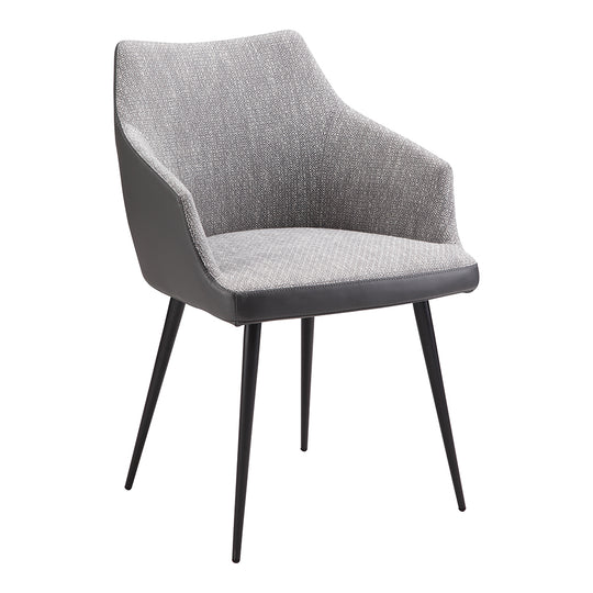 Beckett Dining Chair Grey | Dining Chairs | Moe's Home