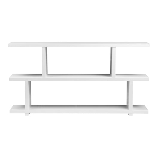Compact Miri Square Shelf - Bookshelf Book Display Storage Stand For Home Office