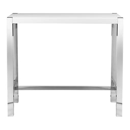 Contemporary Modern Riva Bar Table - Counter Height Kitchen Breakfast Bar Table
