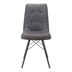 Contemporary Modern Morrison dining Side Chair - Accent Chair For Living Room
