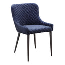 Load image into Gallery viewer, Contemporary Style Etta Velvet Dining Side Chair - Table And Chair Set