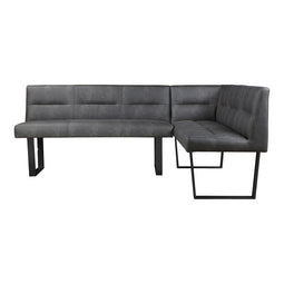 Hanlon Corner Bench Contemporary Modern