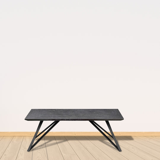 Industrial Elemental Buffet Coffee Table  - Kitchen And Dining Room Table