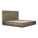 Load image into Gallery viewer, Elena Bed, Rustic, Light Brown