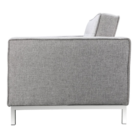 Covella Sofa Bed, Light Grey, Contemporary Modern