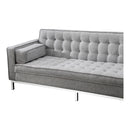 Load image into Gallery viewer, Covella Sofa Bed, Light Grey, Contemporary Modern
