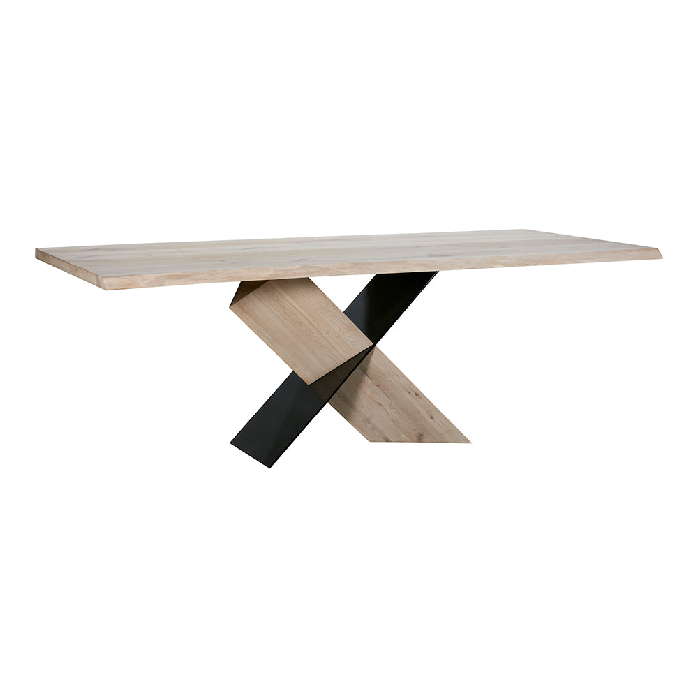 Instinct Dining Table, Contemporary Modern, Natural