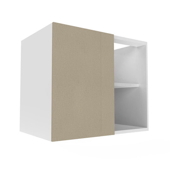 "36""W, Blind Base Corner Cabinet  - Fabric Grey"