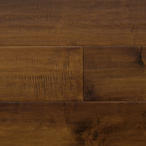 Wide European Maple Engineered Hardwood Flooring, Residential Or Commercial Flooring Plank