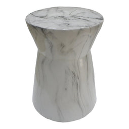 Contemporary Modern Shandi Stool - Stump Display Garden Stool - Pub Stool