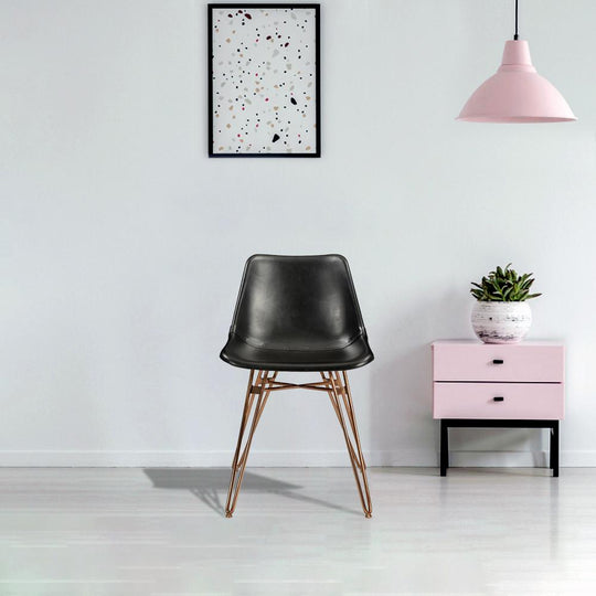 Omni Dining Chair Contemporary Modern