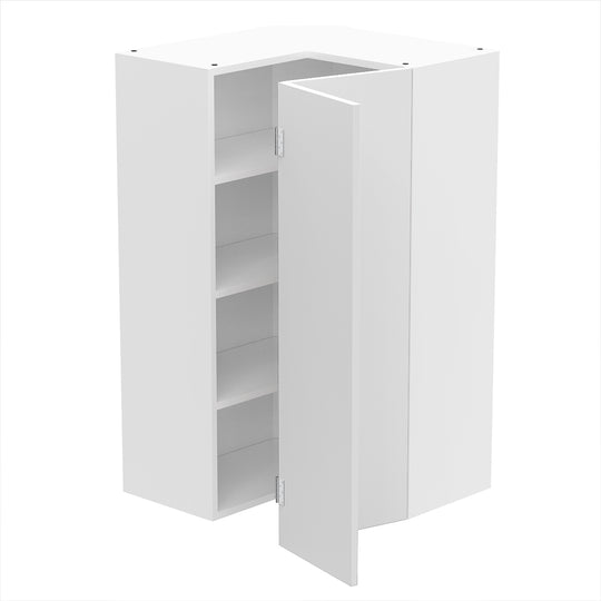 "Glossy White Wall Easy Reach 24""W X 42""H"