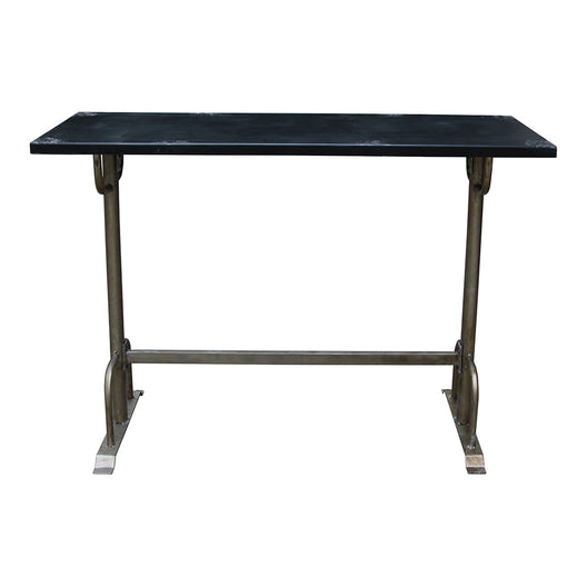 Sturdy Bar Table Industrial Black - Counter Tables | Moe's Furniture