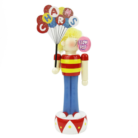 "12"" Charms Blow Pop Boy Nutcracker"