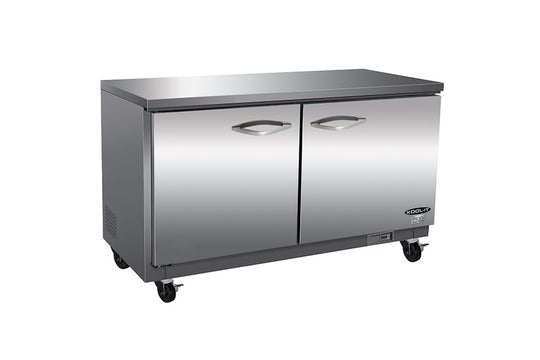 "IKON Series Undercounter Refrigerator, two-section, 61-1/5""W x 29-9/10""D x 33-1/2""H"